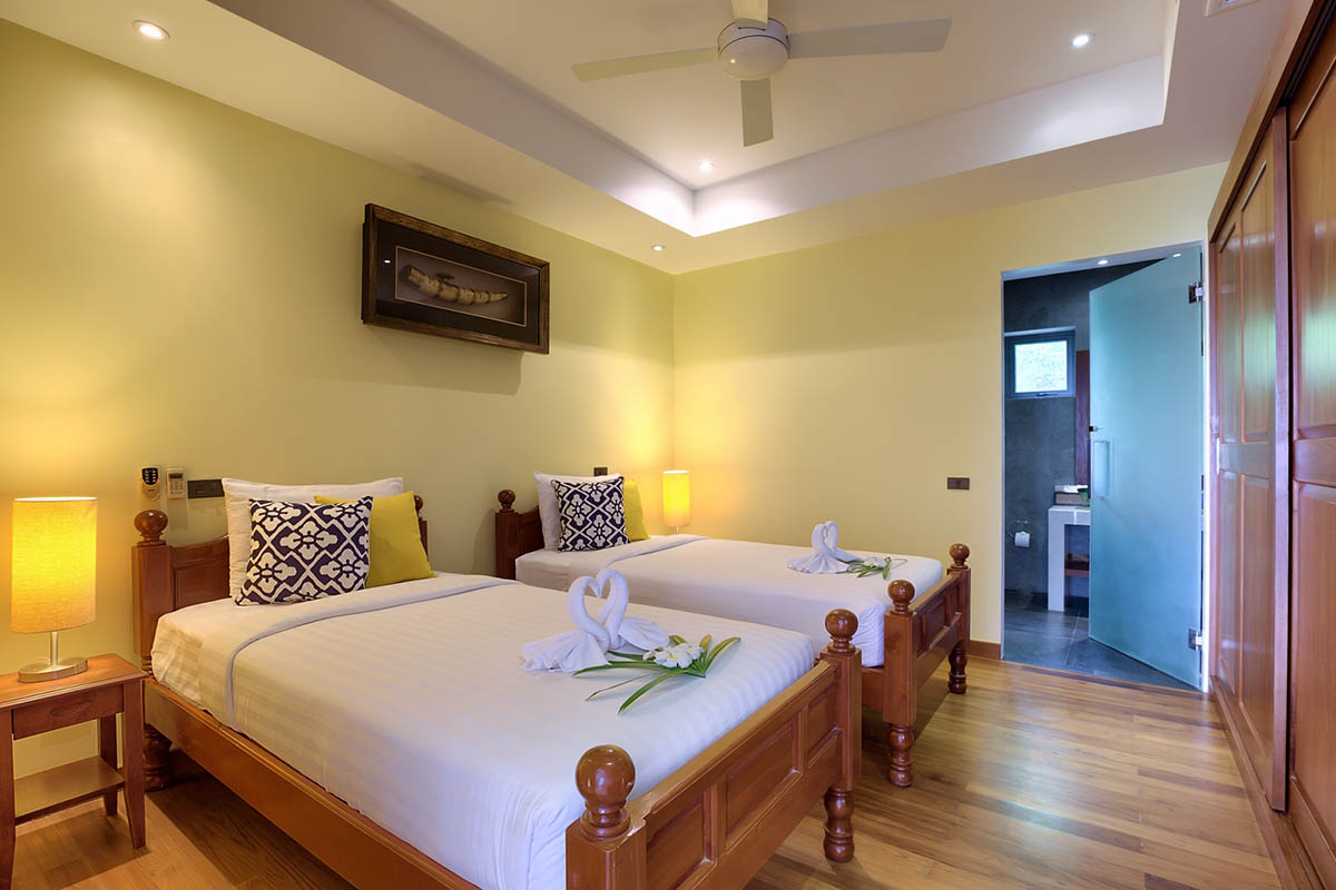 About Baan Lacoume - Bedroom 1