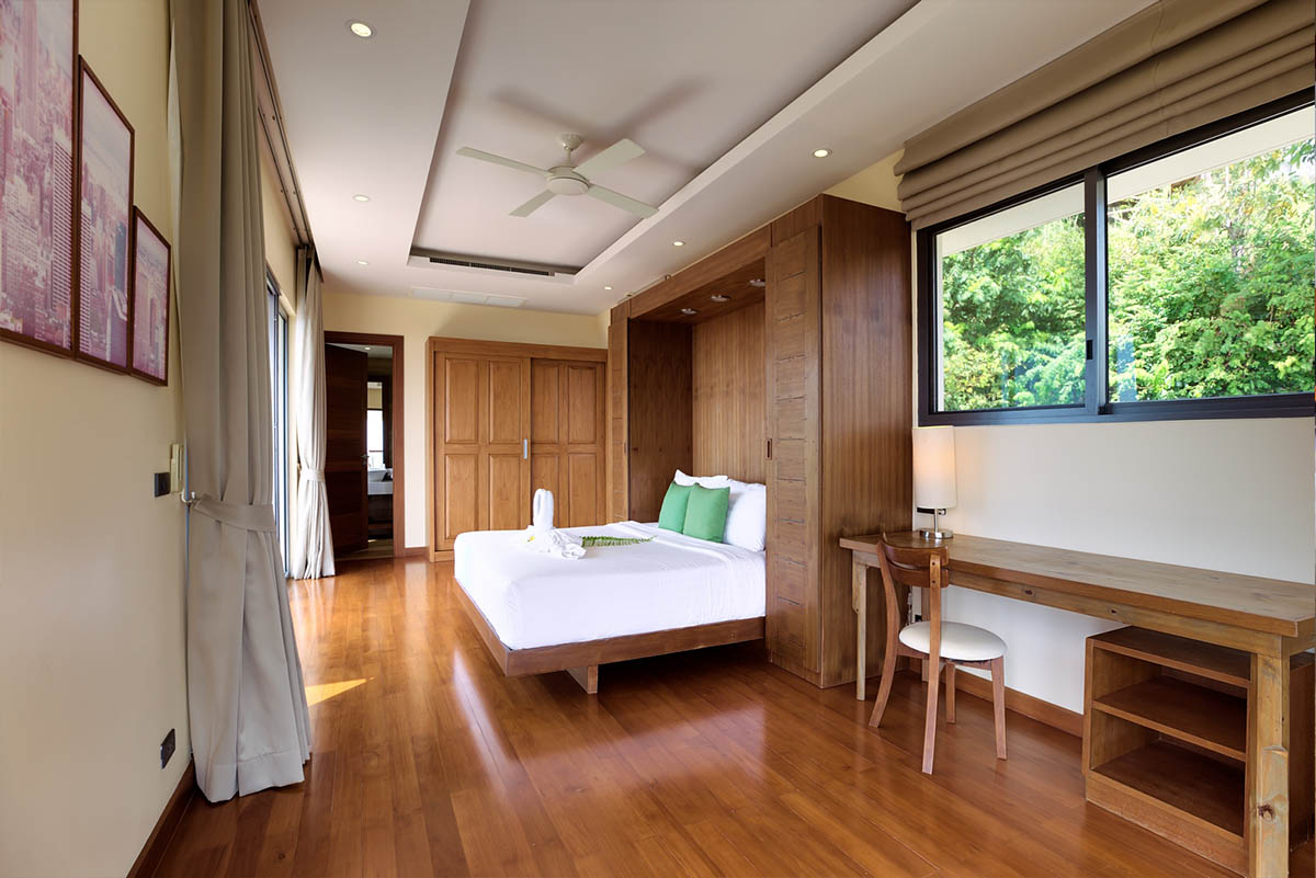 About Baan Lacoume - Bedroom 2
