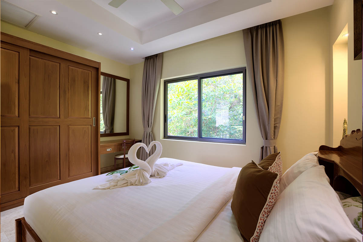 About Baan Lacoume - Bedroom 3