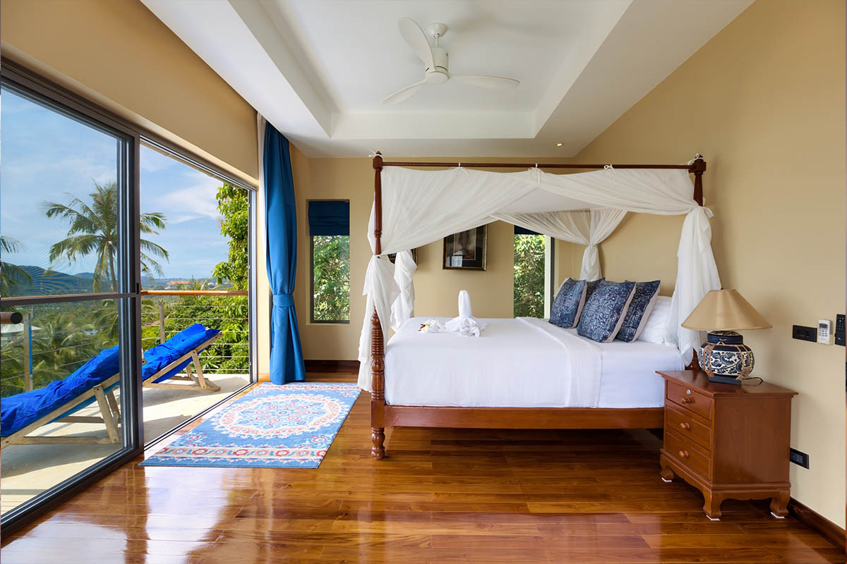 About Baan Lacoume - Bedroom 4