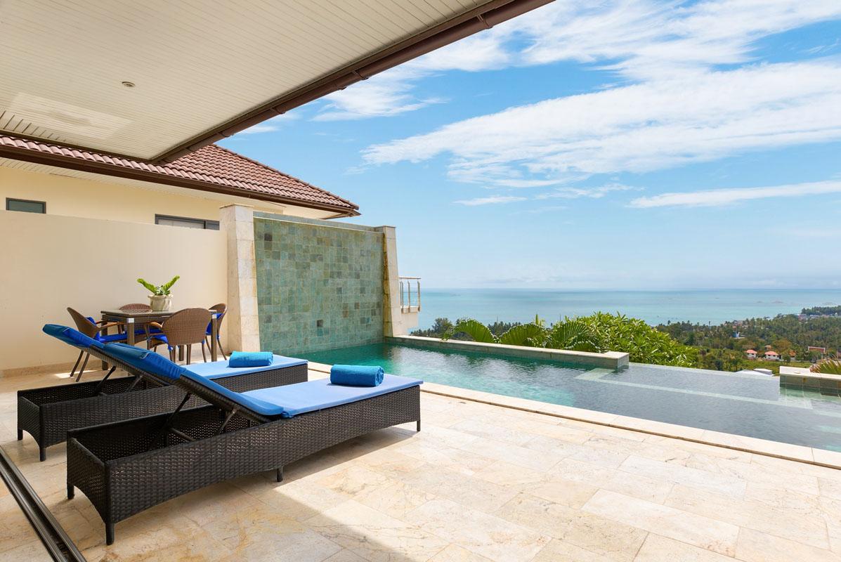 Baan Lacoume - The Villa